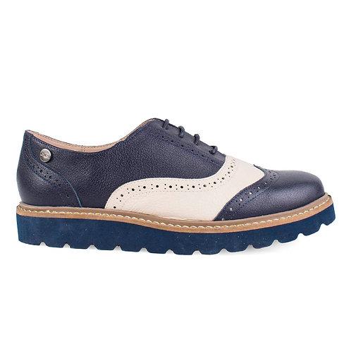 Zapato Exs Clara Azul