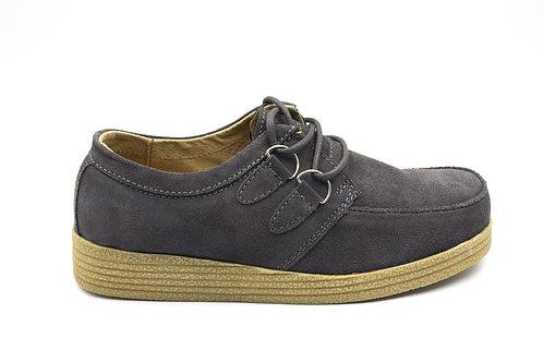 Zapato Nat Geo Cuero Blue
