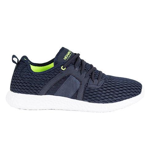 Zapatilla New Walk Sport Azul