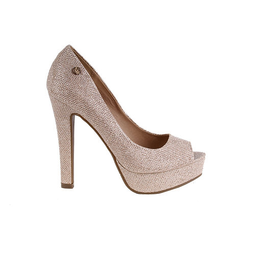 Zapato Fiesta Xti Pink Gold