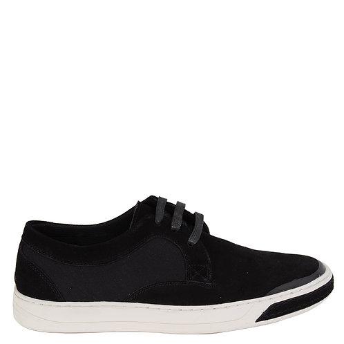 Zapatilla Nat Geo Cuero Black
