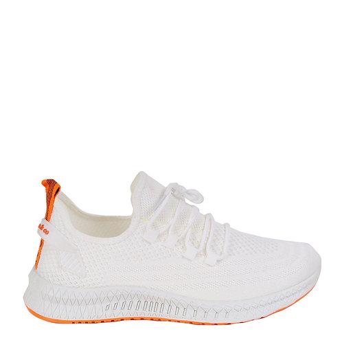 Zapatilla Kanna Socks White