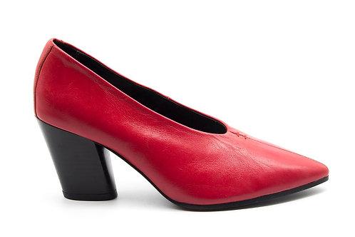 Zapato Agua de Coco Rojo