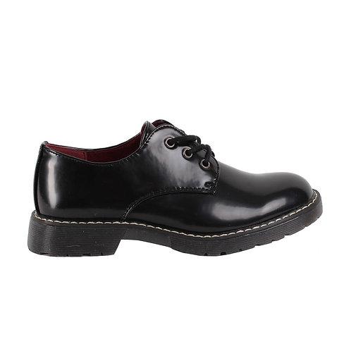 Zapato Mujer New Walk Viena Negro