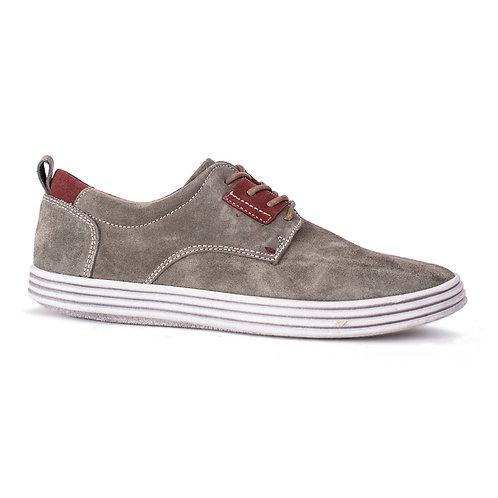 Zapato Nat Geo Khaki Cuero