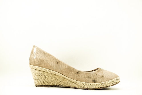 Zapato New Walk Beige