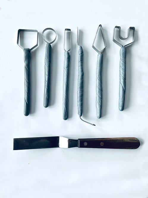 Complete basic tool set