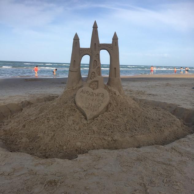 Proposal sculpture