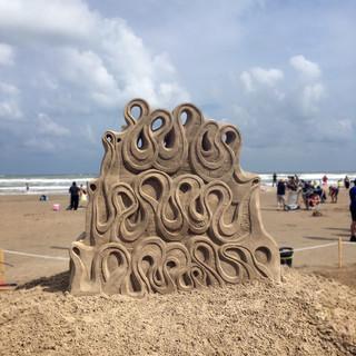 Sand castle days 2016
