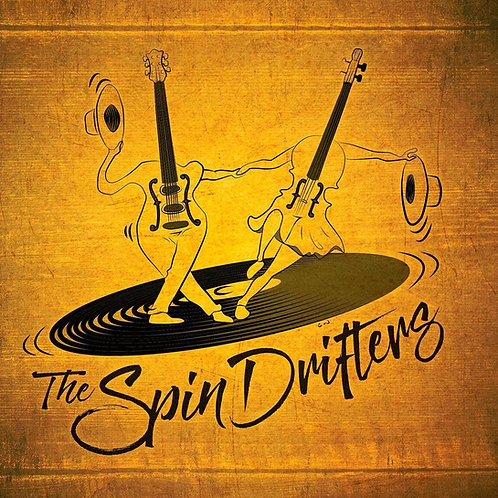 SPIN DRIFTERS LIVE ALBUM - JUST RELEASED
