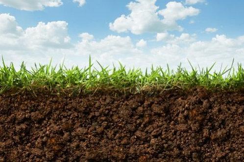 Premium Lawn Soil - Half Yard