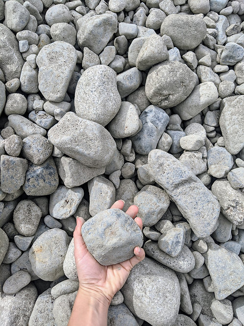 Oversized Rock - Half Yard