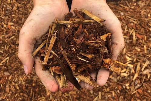 Medium Mulch - Half Yard