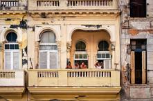 Balcony Rhythms