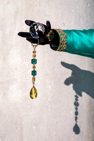 Emerald and Gold II