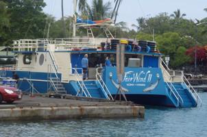 Catamaran & Snorkle Tour, Kona
