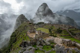 Machu Picchu I