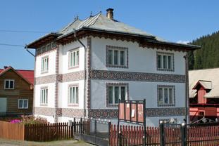 Homes of the Maramureş region