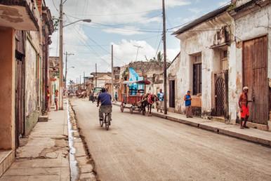 Streets of Matanzas
