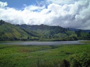 Shores of Lake Arenal