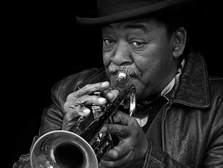 Memphis Blues (B&W) $15