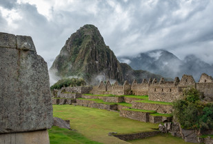 Machu Picchu V