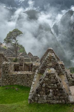 Machu Picchu Structures I
