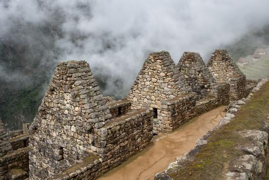 Machu Picchu Structures II