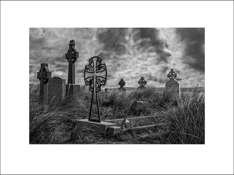 High Crosses and Long Grasses $45