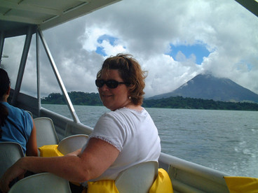 Ria and Arenal Volcano
