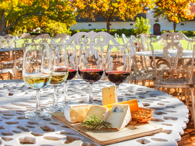 A Taste of Wine & Cheese $25