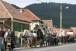 Funeral procession
