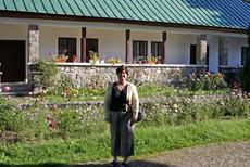 Gardens of Sinaia Monastery