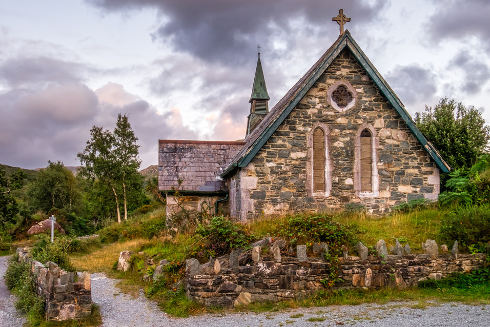 Derrycunihy Church