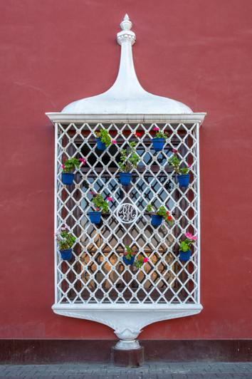 Birdcage Window V