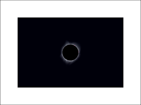 Totality I with Prominences $20