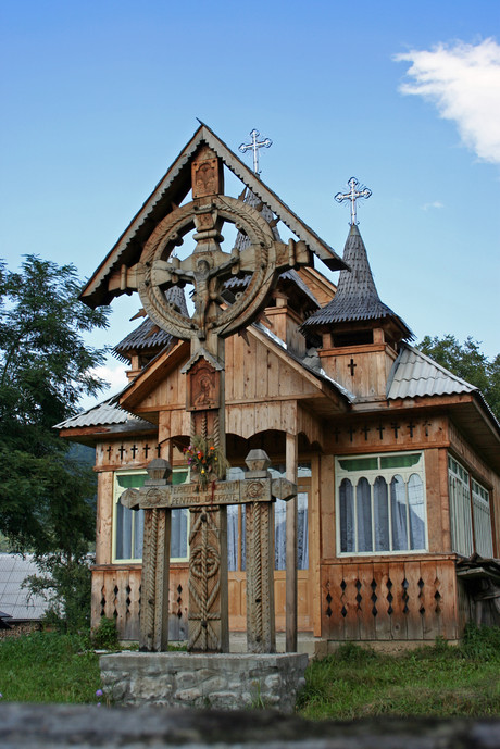 Churches of the Maramureş region