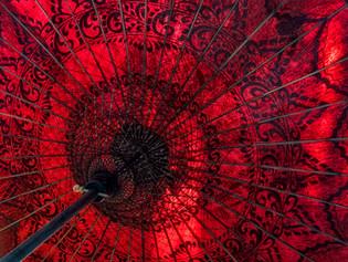 Red Umbrella $10