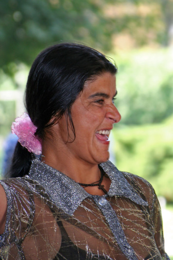 Roma woman