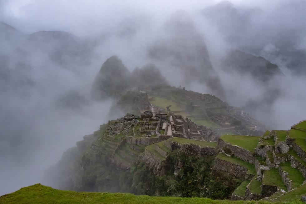 Machu Picchu III