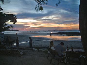 Sunset - Tamarindo Beach