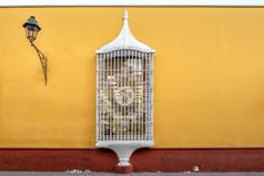 Birdcage Window II