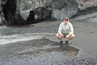 Black Sand Beach - Road to Hana, Maui