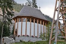 Church in Lacu Roşu