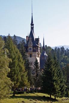 Peleş Castle, Sinaia