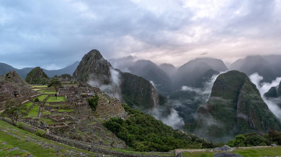 Machu Picchu Pano