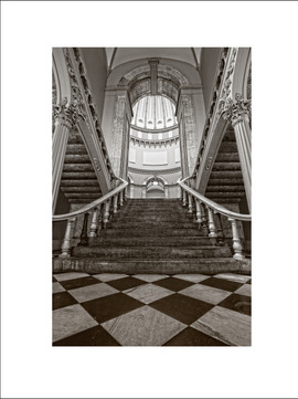 Statehouse Staircase $45