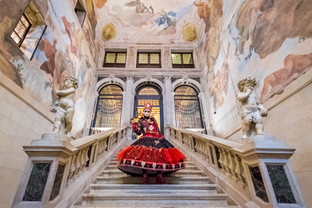 The Queen of Hearts Grand Staircase I