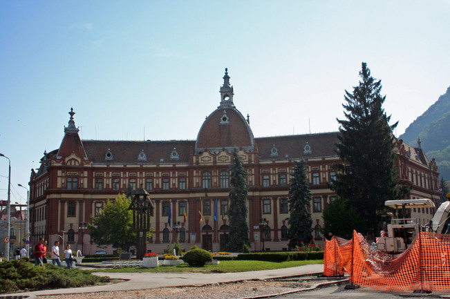 District Council, Braşov