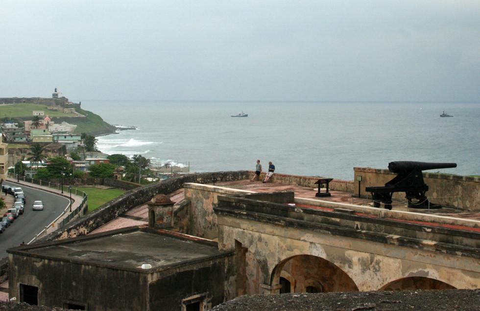 The fortress of El Morro
